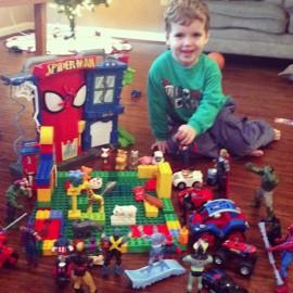 Ian's legos
